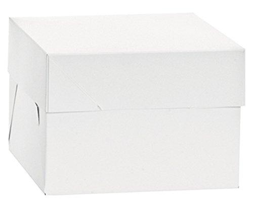 0339477 DECORA - BOX PER DOLCI 30,5 X 30,5 X H 30 CM