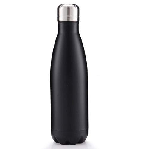 Botellas Chilly's   acero inoxidable sin BPA   botella de agua reutilizable   tetera deportiva   doble pared con aislamiento al vacío   mantiene frío durante 24 horas, caliente durante 12 horas
