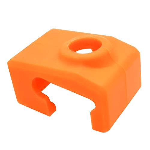 Prusa Mini Heat Block Silicone Sock by levendig | dsgn - Insulate & Protect Your 3D Printer Hotend Nozzle