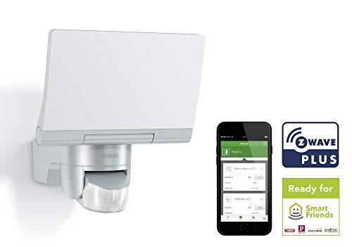 Steinel Smart Home LED exterior Xled Home 2, Plateado, 029838, 240V