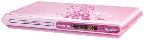 Memorex MVD2040-FLR Progressive Scan DVD Player with Built-in MP3 Decoder