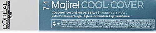 L'Oréal Professionnel Majirel Cool Cover B7 7.1, 50 ml