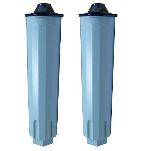 2 Wasserfilter I Filterpatronen Claris blue für Jura ENA Kaffeevollautomaten geeignet