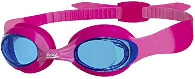 Zoggs Children's Little Twist with UV Protection and Anti-Fog Swimming Goggles (Up to 6 Years)