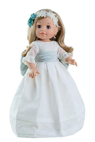 Paola Reina- Ropa muñeca Emma comunión 42 cm, Multicolor (56042)