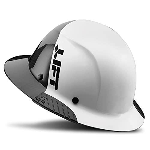 Lift Safety DAX Fifty 50 Carbon Fiber Full Brim Hardhat