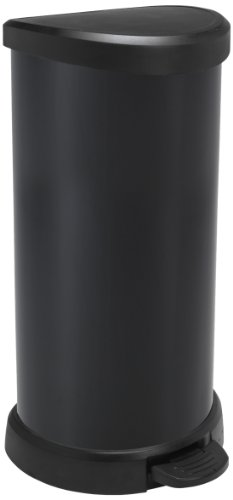 Curver 184115 Deco Bin with Pedal 40 l