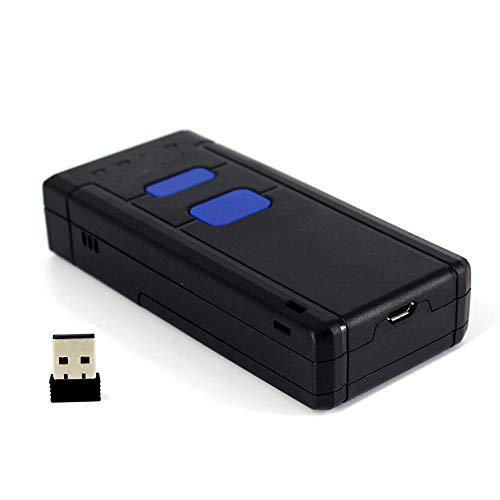 Scanner de Code à Barres Scanner Laser sans Fil Bluetooth