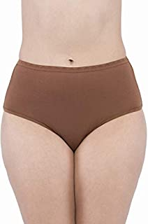 VIP Feelings Women's Cotton Hipster Panties (Assorted Pack of 6)