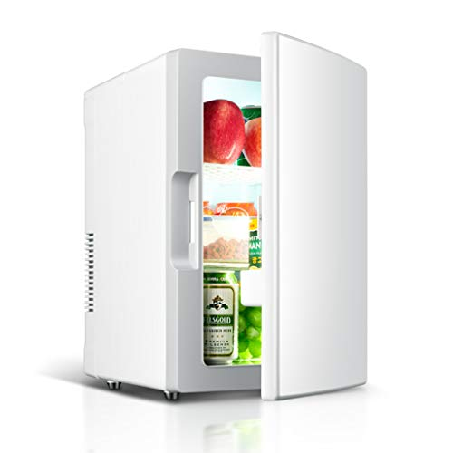 FAPROL Mini vrieskast autokoelkast elektrische koeler spanning 12V / 220V huidverzorging koelbox, laagste 2 °C