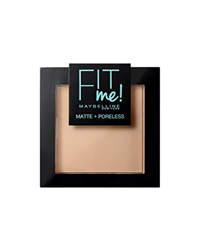 Maybelline New York Fit Me - Polvos Compactos Matificantes y