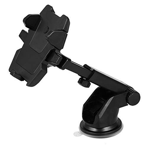USNASLM Soporte universal extensible para parabrisas de brazo largo para teléfono móvil, para soporte de teléfono móvil
