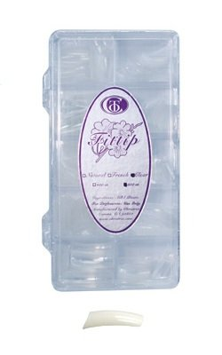 Christrio Clear Fit Tip - 100ct