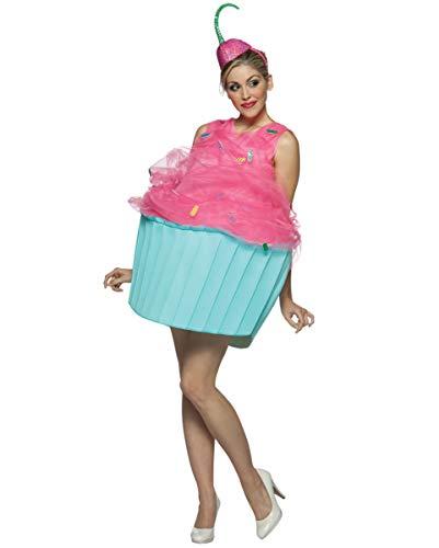 Horror-Shop El Disfraz De Las Damas De Los Dulces Cupcakes