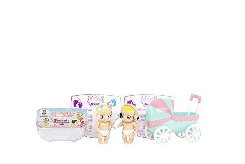 Zapf Creation 930151 Baby Secrets kinderwagen set
