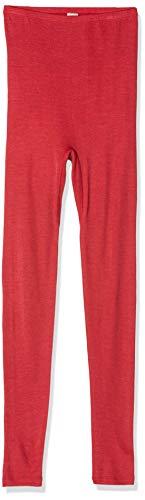 Living Crafts Lange Unterhose 36/38, Garnet red