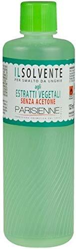 Parisiennes Solvants Essence aux extraits végétaux sans acétone 125 ml