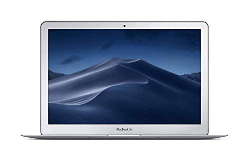 Apple 13in MacBook Air 2.2GHz Intel Core i7 (Z0UU1LL/A), 8GB RAM, 512GB SSD, Mac OS, Silver (Renewed)