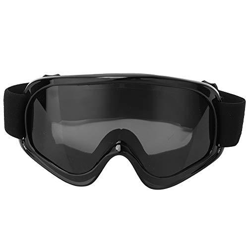 LYJL (Gris Hombres Al Aire Libre Mujeres Snow Snowboard Skiing Goggles Protección contra El Viento Gafas