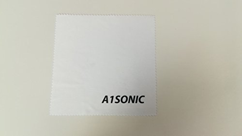 Paño de limpieza de microfibra ideal para limpiar ordenadores portátiles, CD, tabletas, gafas de sol, iPhones y auriculares de realidad virtual (15 x 15 cm)