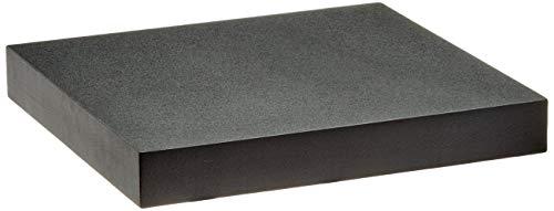 Modul'Home 6RAN790BC - Estantería para Colgar (Tablero DM, 25 x 22,8 x 3,4 cm), Tablero/Madera DM, Negro, 25 x 22,8 x 3,4 cm