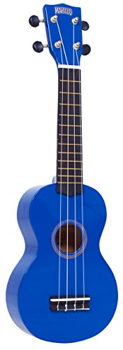 Mahalo MR1bu - Ukelele Soprano, color Azul
