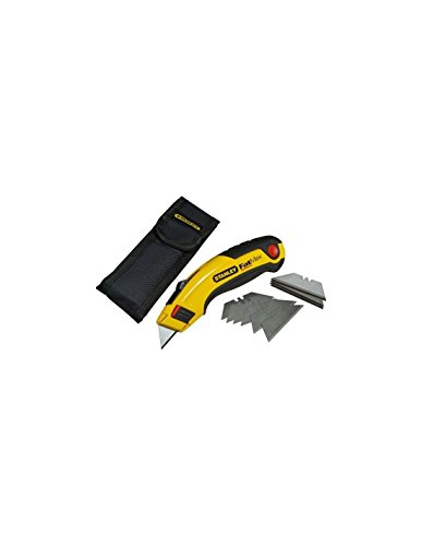 Stanley Tools FatMax Retractable Utility Knife, Holster & Blades