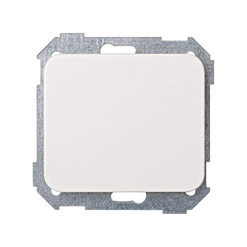 Simon - 75800-30 placa ciega s-75 blanco nieve Ref. 6557530256