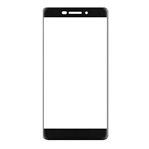 SPAREWARE Touch Screen digitizer Glass Panel Glas Part for Nokia 6.1 (Black)