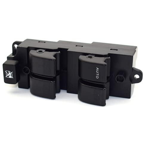 YSAZA Interruptores Interruptor elevalunas eléctrico de 12 Pines, para Mazda 6 Family BL4E-66-350W1 BL4E66350W1