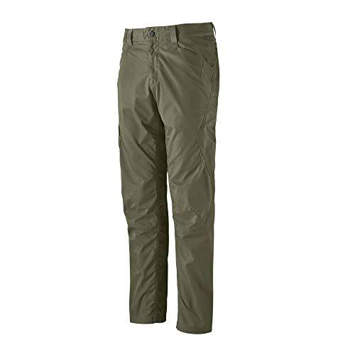 Patagonia Herren Hose M's Venga Rock Pants XS Industrie-Grün