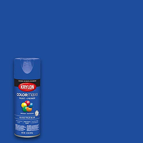 Our #5 Pick is the Krylon COLORmaxx Spray Paint