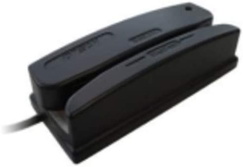 Omni Mag Reader Trks 1,2,&3 Usb Interface, Magnetics Only (Part#: WCR3237-533U ) - NEW