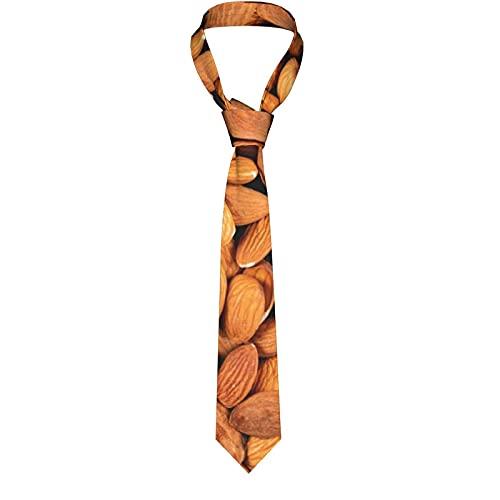 LINGF - corbata delgada para caballeros,divertidas corbatas anchas para negocios,fiestas,niños,negocios formales,trajes de boda,libros coloridos en los estantes de madera,biblioteca