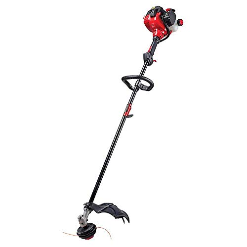 CRAFTSMAN WS230 27-cc 2-Cycle 17-in Straight Shaft Gas String Trimmer with Attachment and Edger Capability