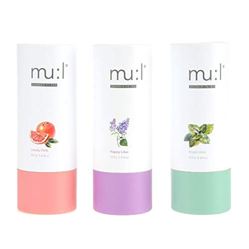 Check Out This MU:L Vitamin C Shower Filter Remove Rust and Chlorine Water Filter for Shower & Gargl...