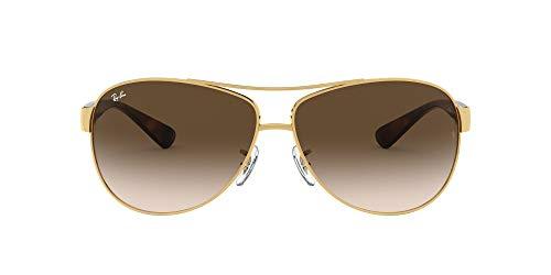 Ray-Ban Rb3386 Gafas de sol, Arista, 63 para Hombre