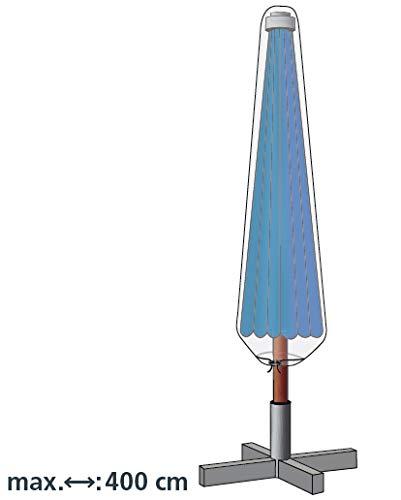 acamp Schutzhülle für Sonnenschirme 200 cm bis 400 cm von beo