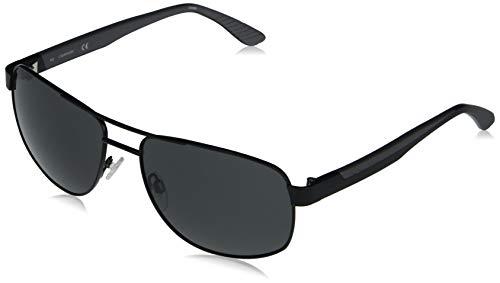 Calvin Klein EYEWEAR CK20319S-002 Gafas, Matte Black/Charcoal, 60-17-140 para Hombre