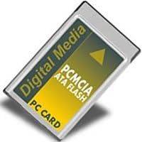 4GB ATA Flash PC Card (PCMCIA) (CJJ)-Flash Memory