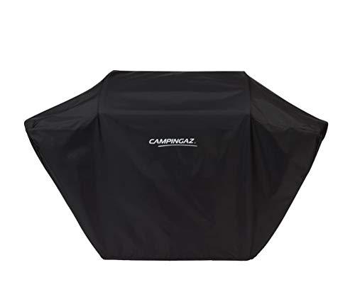 Abdeckplane Cover Original für Campingaz Grill geeignet für Grill Texado Xpert Expert Texas Rancho Primero–Größe 122x 61x 105h cm Farbe Schwarz