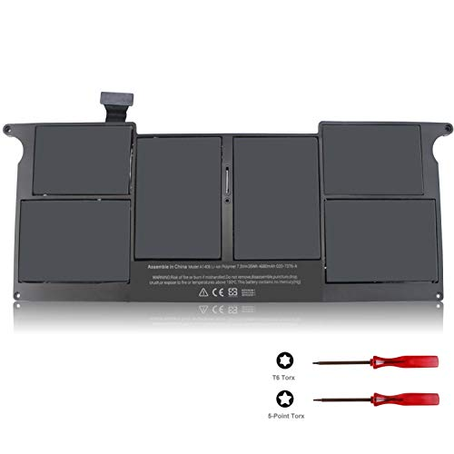 K KYUER 35Wh A1406 A1495 Batería para MacBook Air 11