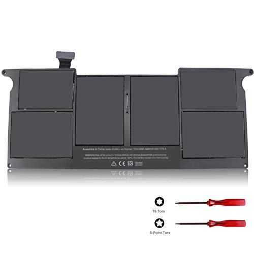 K KYUER 7.6V 35Wh A1406 A1495 Laptop Akku für MacBook Air 11