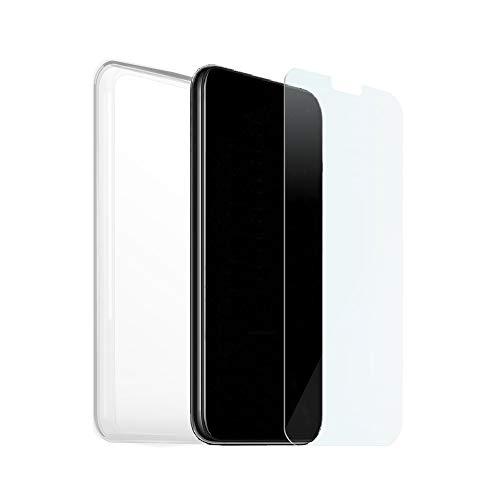 KSTORE365 Funda + Cristal Templado Xiaomi Mi8 Lite Carcasa Silicona Y Vidrio, Cover De Gel Blando con Protector De Pantalla, [Dureza 9H] [Funda TPU Transparentes] para Xiaomi Mi 8 Lite