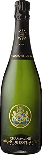 Champagner Rothschild Brut 0.75 L In Gp, 3471, 1er Pack (1 x 750 ml)
