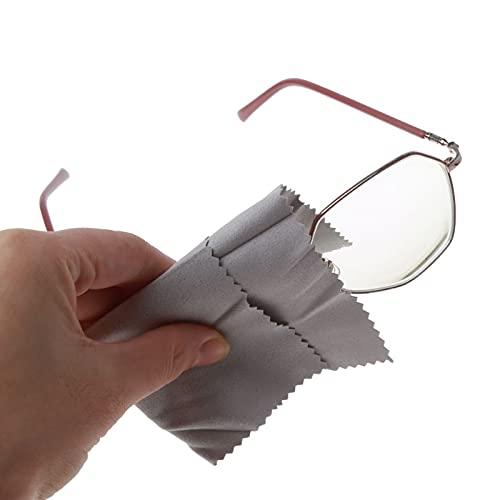 ABRC vidrios 5pcs Reble Anti-Fog Toallitas humedecidas Pre-Niebla Anti paño de vidrios Lente desempañador limpie Evitar el empañamiento de Gafas
