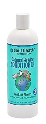 Earthbath Creme Rinse Pet Conditioner