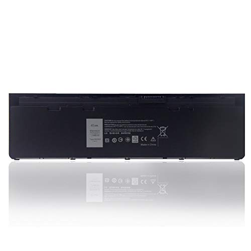 ASKC 45Wh WD52H Laptop batterij voor Dell Latitude 12 7000 E7240 E7250 Ultrabook Series KWFFN J31N7 GVD76 HJ8KP NCVF0 451-BBFW 451-BBFX 7.4V 4Cell 6080mAh