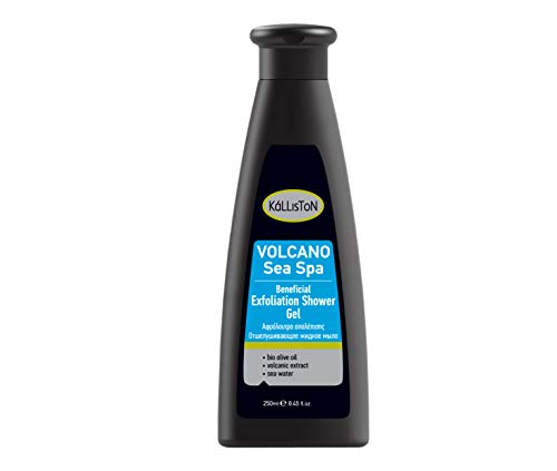 Kalliston Sea Spa Volcan peeling douchegel