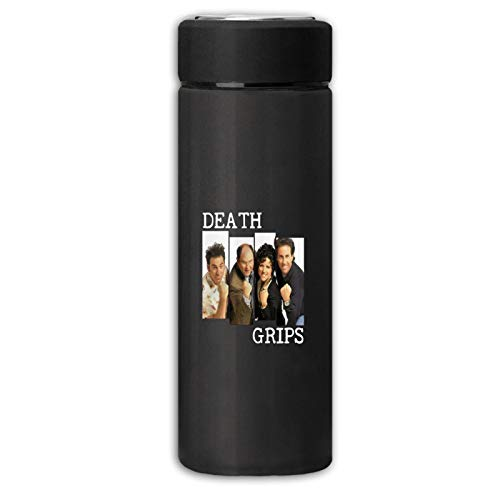Vacuum Cup Insulated Stainless Death Grips Best Man Funny Water Cup Sports Coffee Travel Mug Thermos Cup 350ml